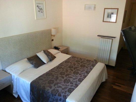 Hotel Jolanda : camera standard