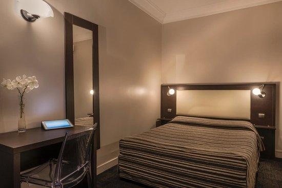 Grand Hotel Leveque : Chambre Double