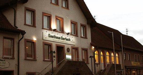 Gasthaus Gerlach in December 2013 neu geöffnet.