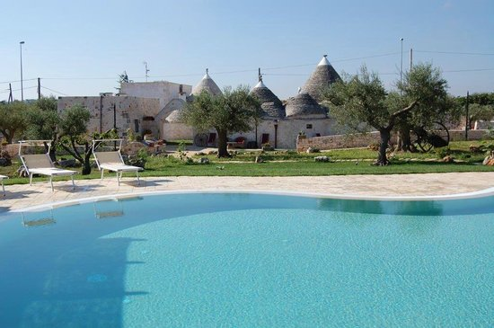 Il Gabellota Resort in Trulli