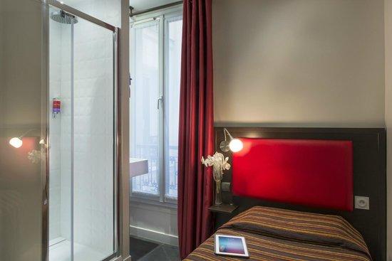 Grand Hotel Leveque : Chambre Simple