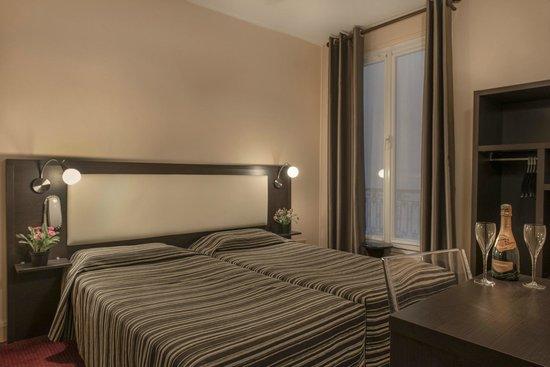 Grand Hotel Leveque : Chambre Twin