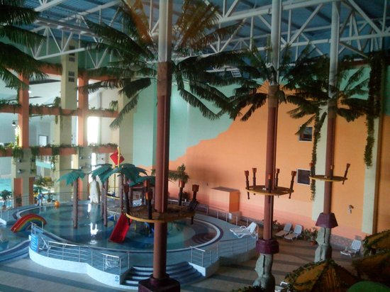 Vodopad Chudes Aquapark