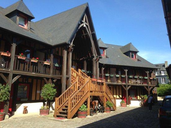 Hotel La Diligence : отель