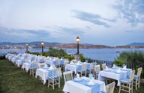 WOW Bodrum Resort: Fish Restaurant
