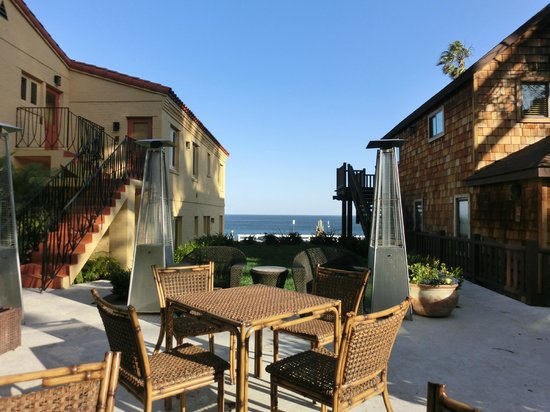 Pantai Inn : enjoy the breakfast