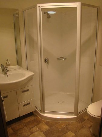 Shotover Lodge: Bathroom