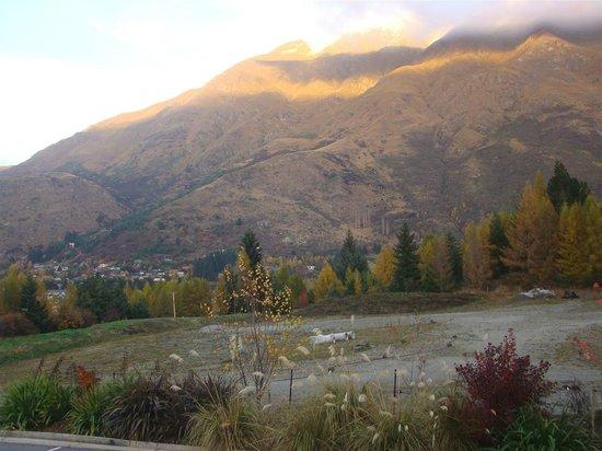 Shotover Lodge: View 1