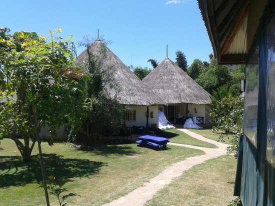 Lukenya Getaway: Cabana/Cottage type rooms
