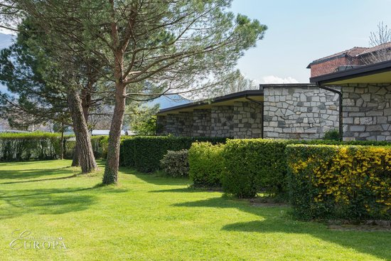 Hotel Camping Europa: Bungalows