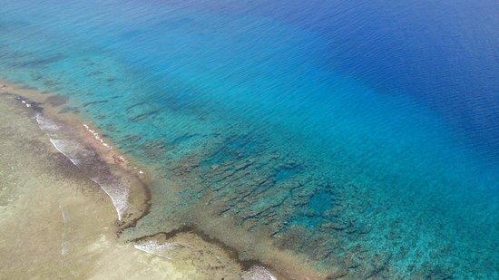 Hilton Guam Resort & Spa: 恋人岬の絶景です