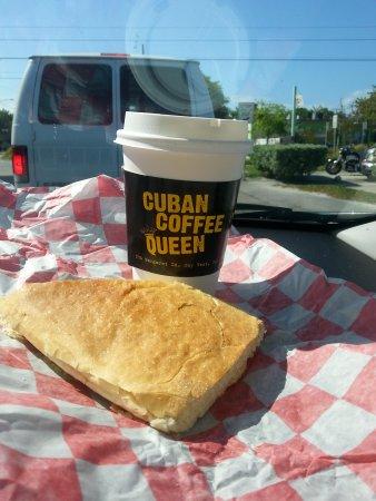 Cuban Coffee Queen : Yum