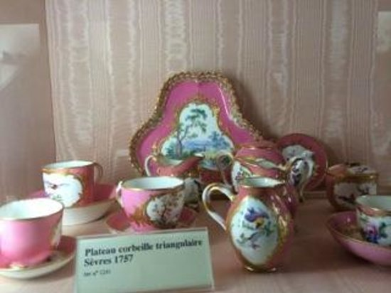 Villa & Jardins Ephrussi de Rothschild: Collection China