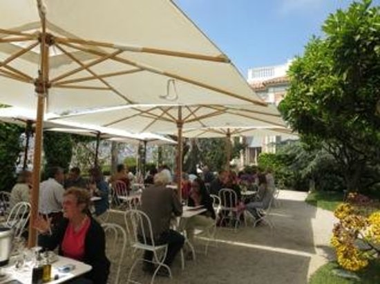 Villa & Jardins Ephrussi de Rothschild: Lunch Venue