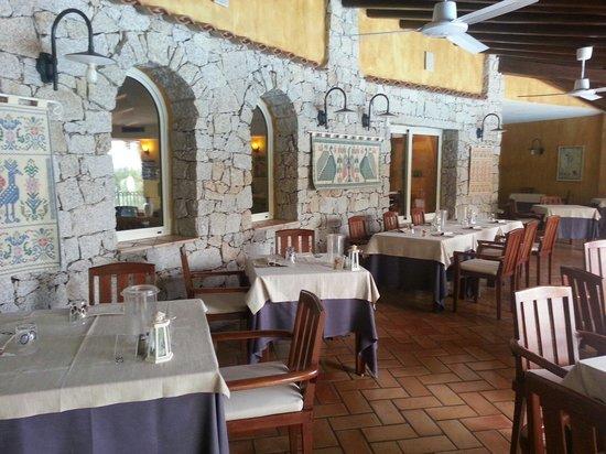Cruccuris Resort: Il ristorante