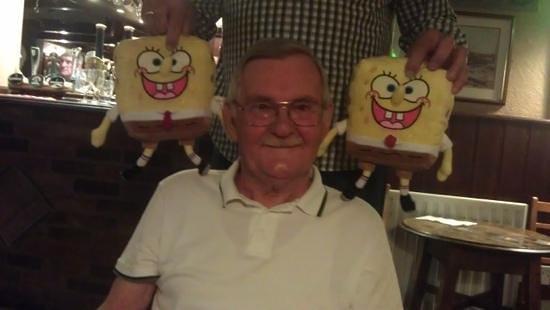 The Ship Inn: Sponge Bob & his mates