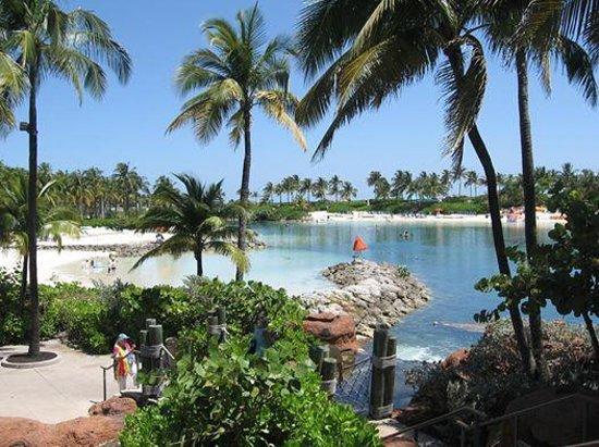 Comfort Suites Paradise Island: Amazing view of Atlantis (Paradise!)