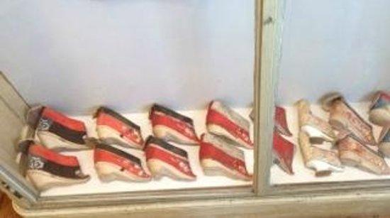 Villa & Jardins Ephrussi de Rothschild: Collection Shoes