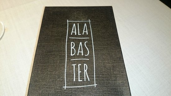 Restaurante Alabaster: Imprescindible en Madrid