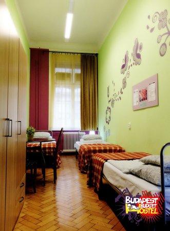 Budapest Budget Hostel: Room