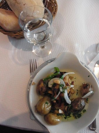 Va E Volte: Grilled cod (dubious)