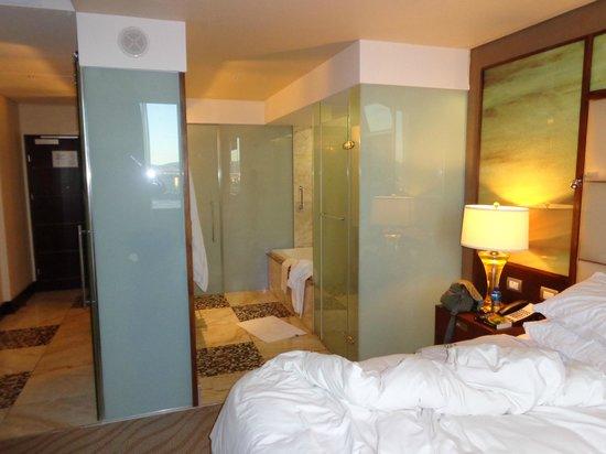 Hilton Windhoek : Salle de bain