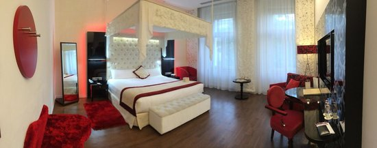 IBEROSTAR Grand Hotel Budapest : Habitación de lujo !!!
