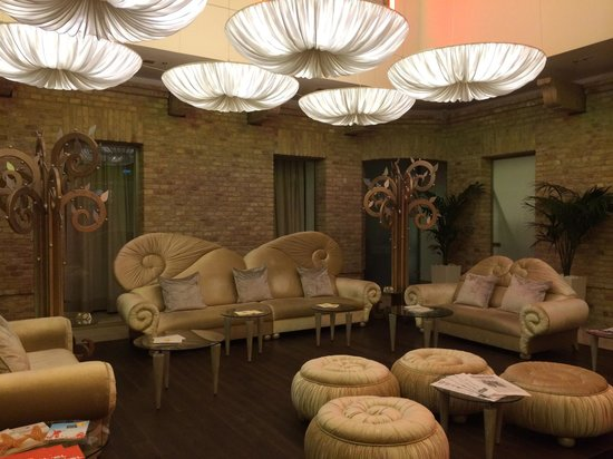 IBEROSTAR Grand Hotel Budapest : Lobby