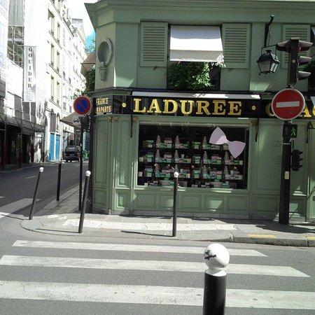 Laduree : the bakery