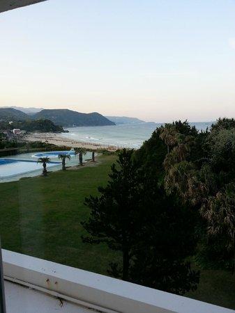 Hotel Izukyu: 部屋からの眺望