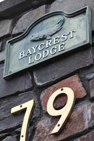 Baycrest Lodge: Located on Mere Road