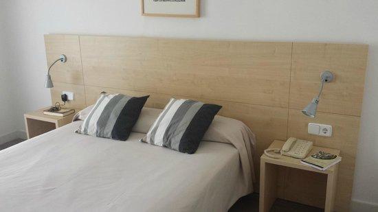 Hotel Bell Repos: Habitación renovada
