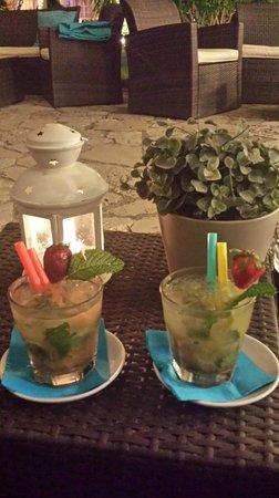 Hotel Bell Repos: En el jardín puedes degustar unos Mojitos estupendos
