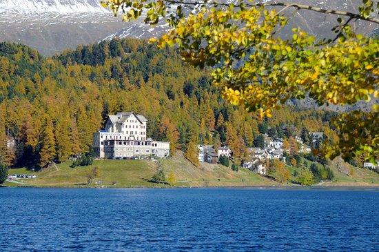 Hotel Waldhaus Am See: Hotel