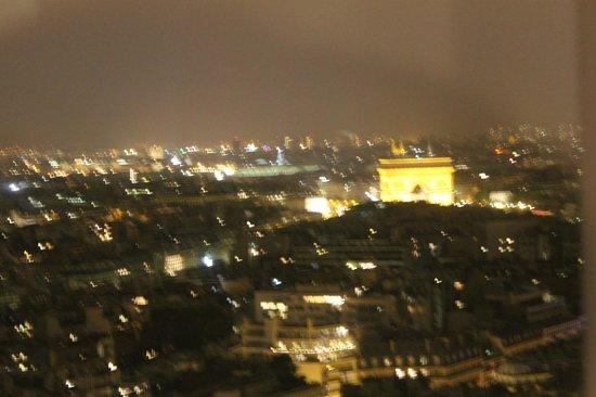 Hyatt Regency Paris Étoile : вид из номера