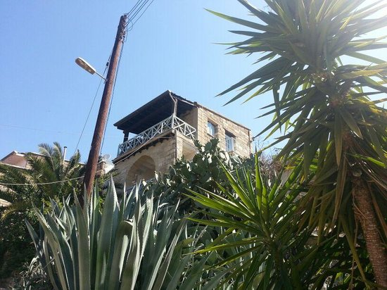 Cyprus Villages: sas häuschen,in dem wir übernachtet haben