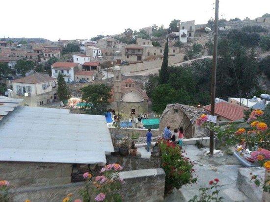 Cyprus Villages: tochni