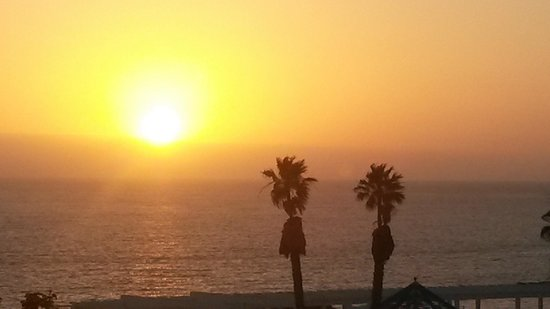Be Live Experience La Nina : Sonnenuntergang :-)