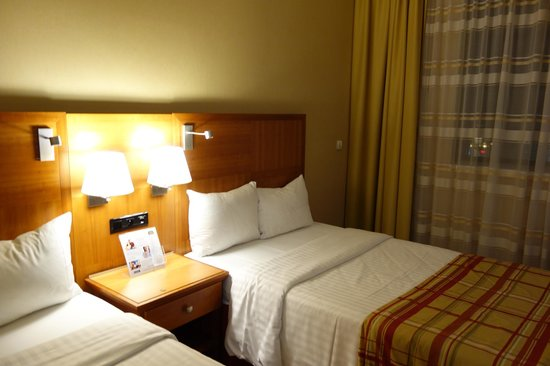 Courtyard by Marriott Prague Airport: ツイン