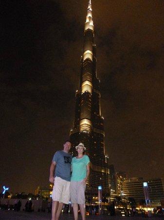 Magnificent Burj Khalifa