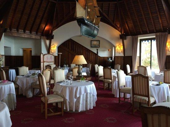 Manoir de Lan Kerellec : restaurant