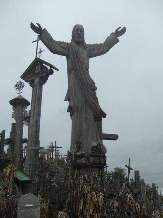 Colline des Croix : Siauliai Hill of Crosses