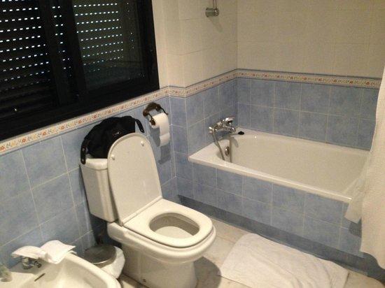 Corral de San Jose: Il bagno ...