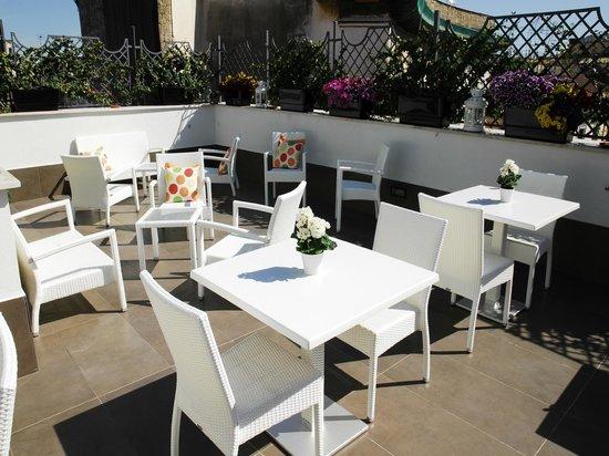 Hotel San Pietro : Terrace