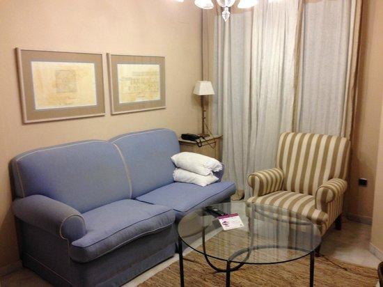 Corral de San Jose : Una parte del soggiorno ...