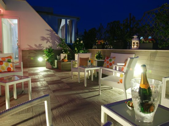 Hotel San Pietro: Terrace