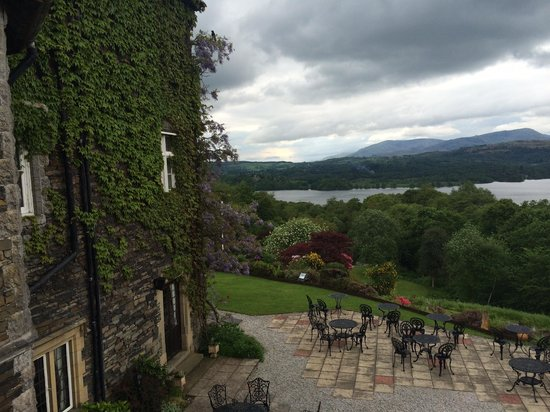 Holbeck Ghyll Country House : what a setting