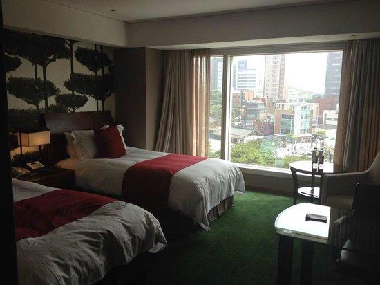 InterContinental Seoul COEX: Bedroom