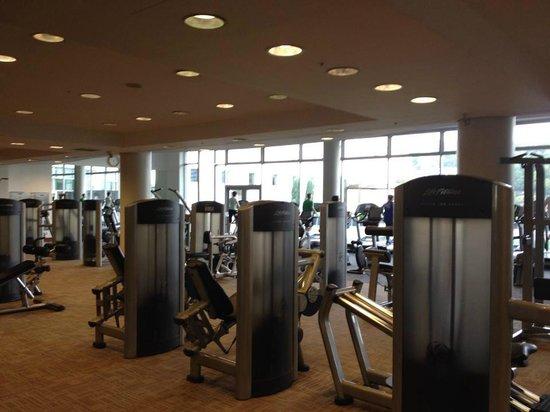 InterContinental Seoul COEX: Gym