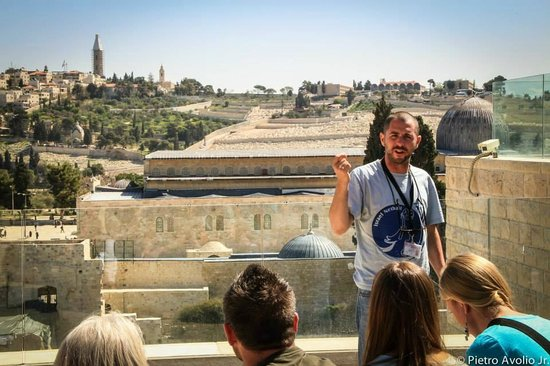 Jerusalem With Jeremy